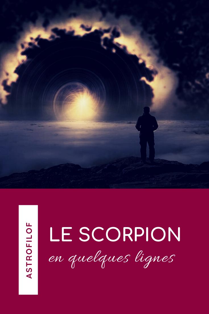Le Scorpion en quelques lignes