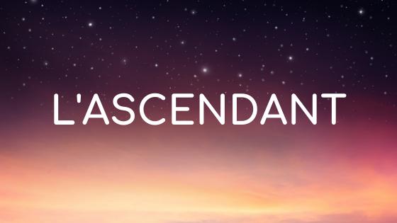 L'Ascendant