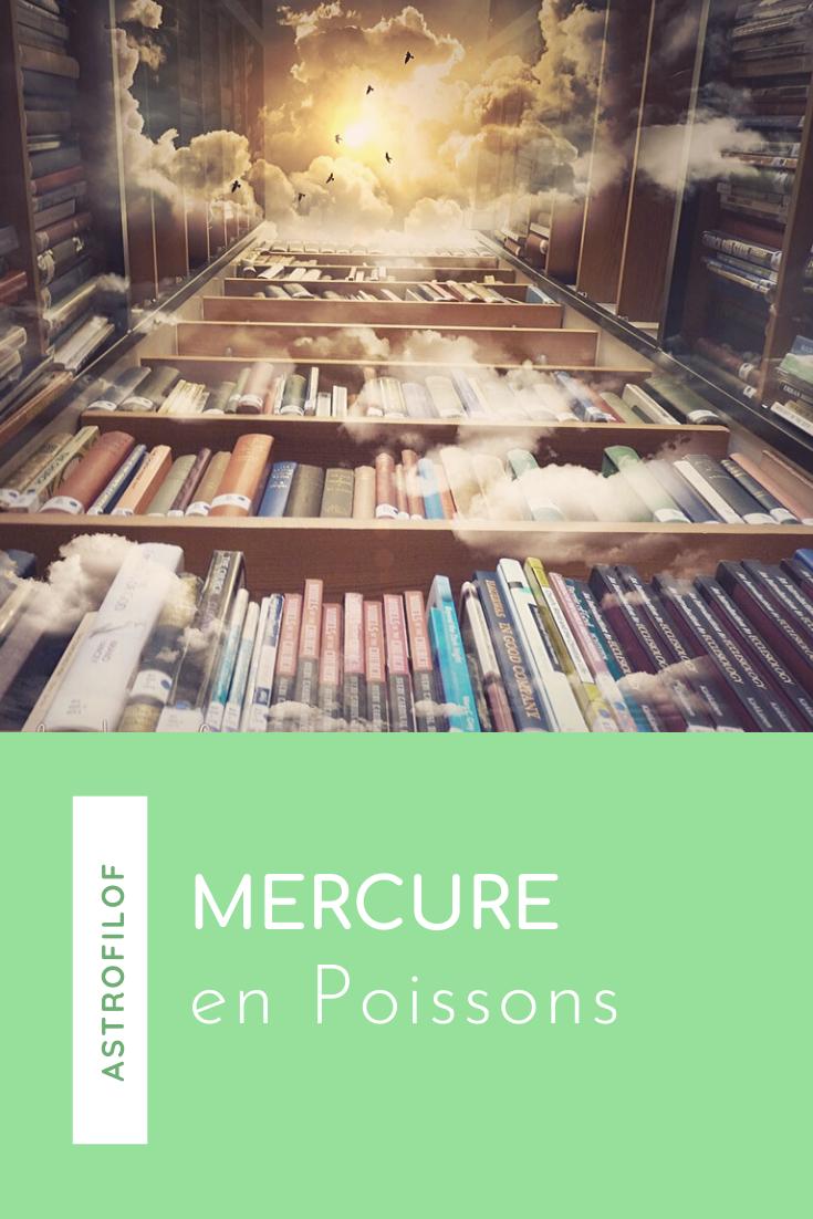 Mercure en Poissons