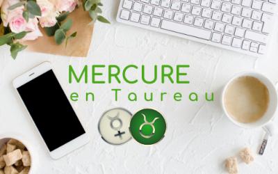 Mercure en Taureau