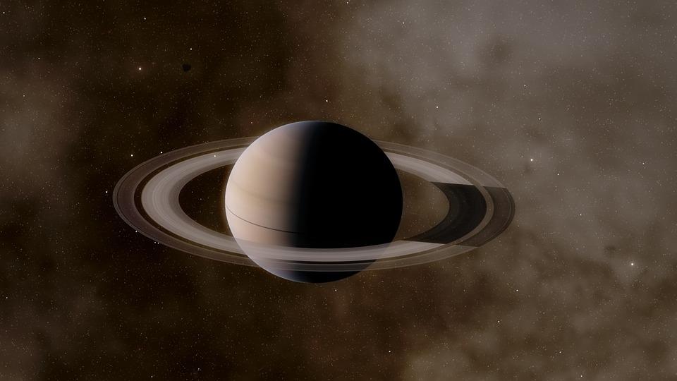 Saturne maître du Capricorne