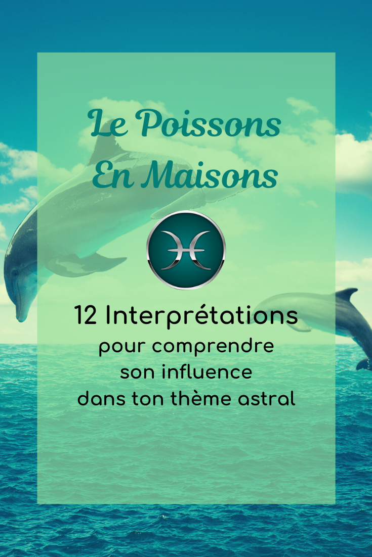 Interprétation du poisson en maison