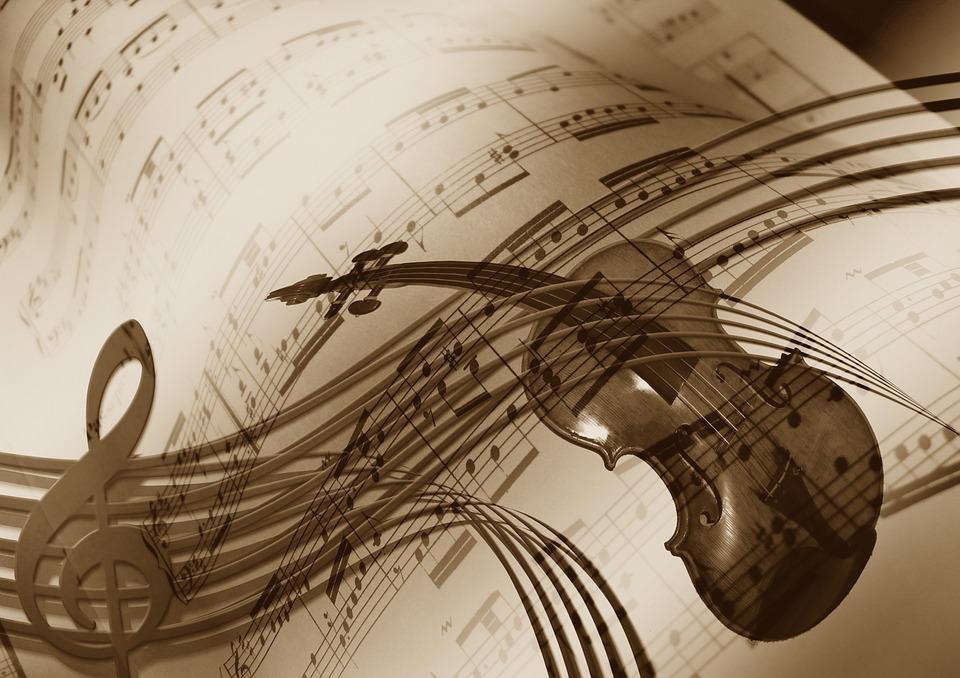 l'inspiration musicale du Poissons