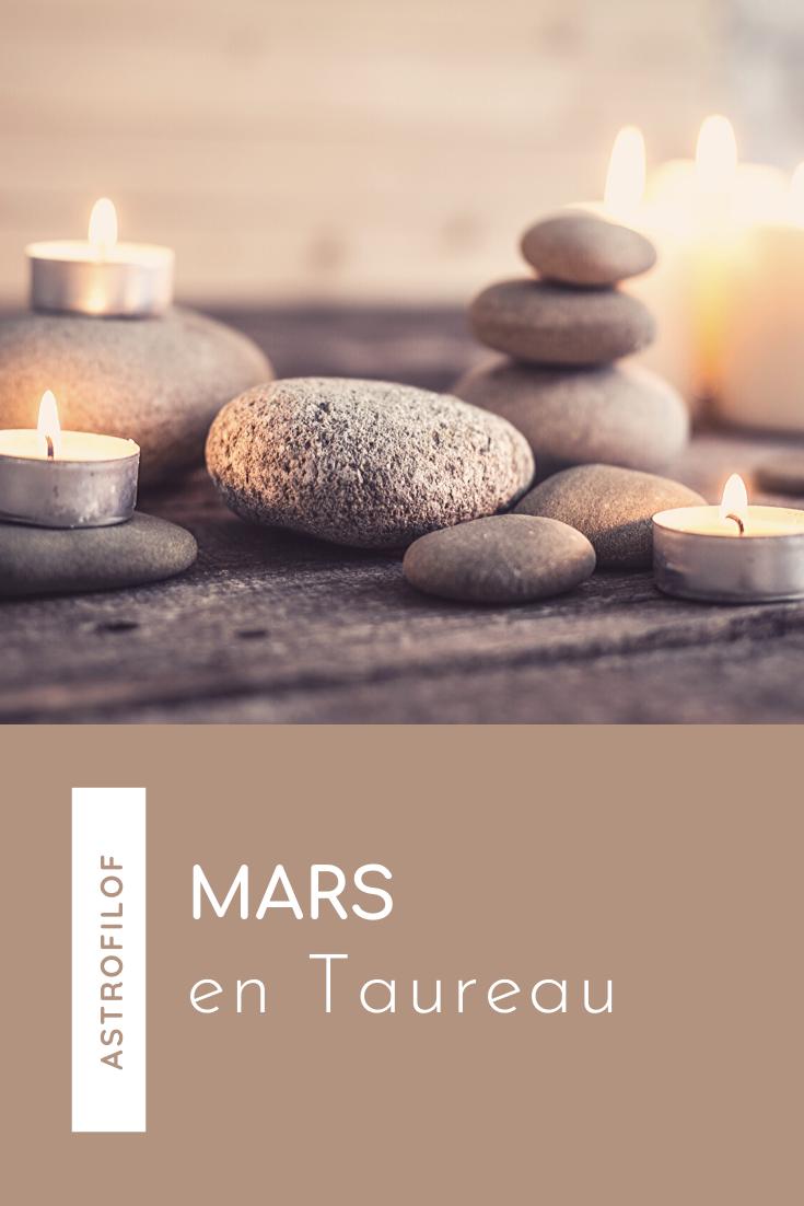 Mars en Taureau