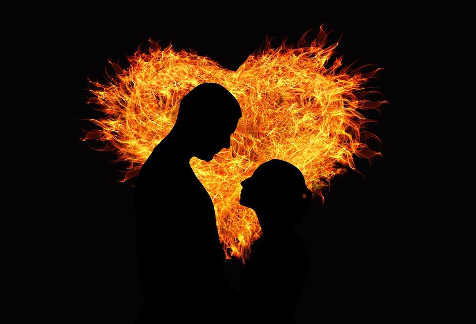 cœur de feu