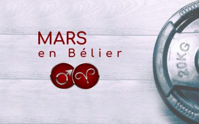 Mars en Bélier