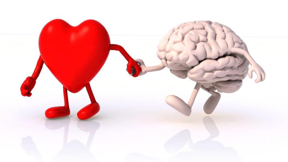 Le cœur et l'esprit